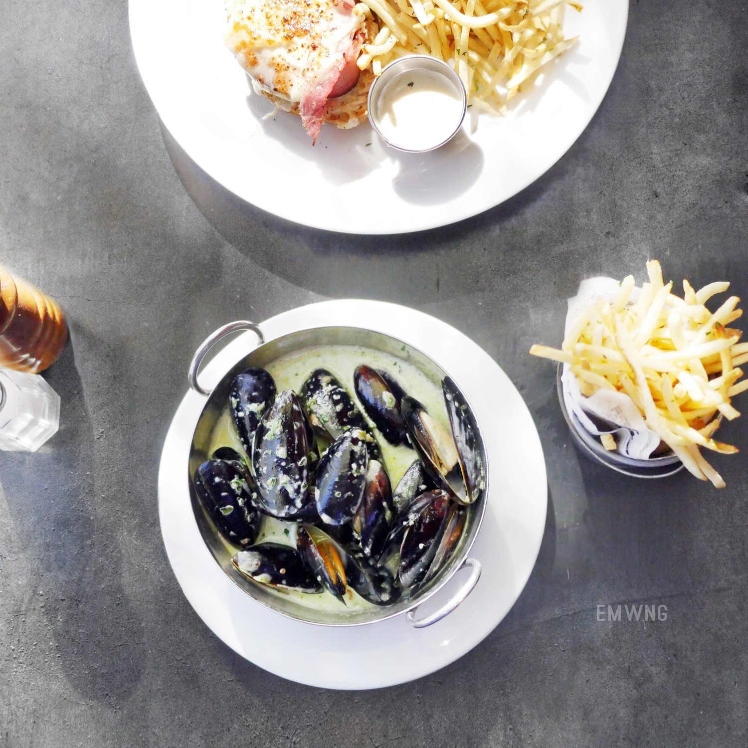 dinela mussels