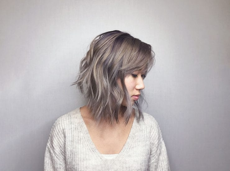 Tips For Going Blonde And Pastel With Asian Hair
